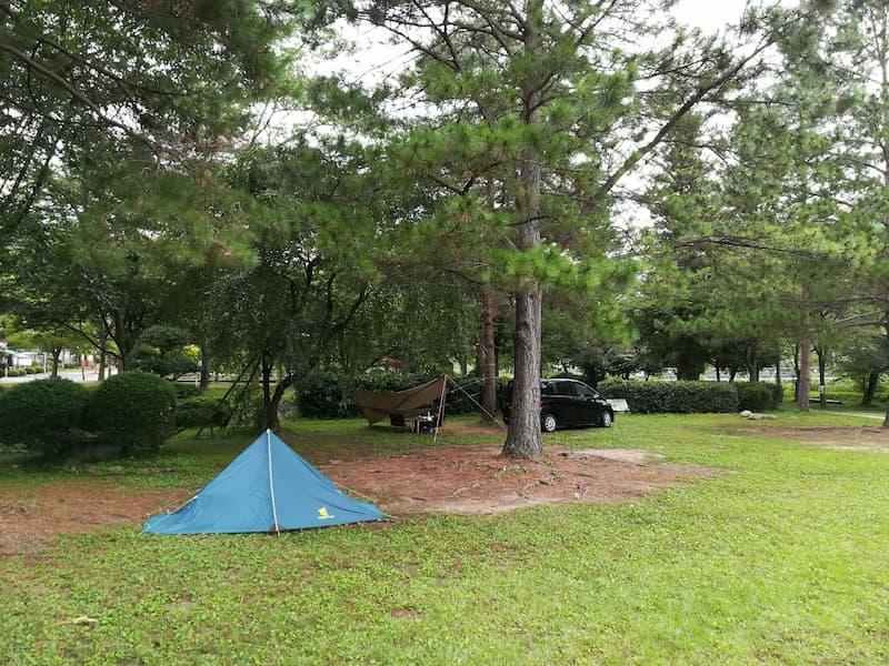 岩倉キャンプ
