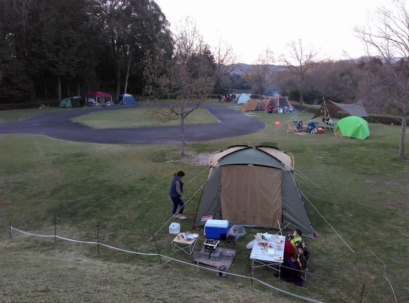 備北キャンプ