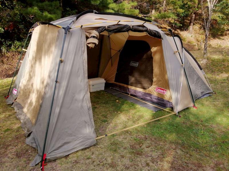 十種ヶ峰キャンプ