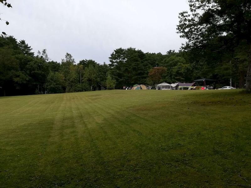聖湖キャンプ場