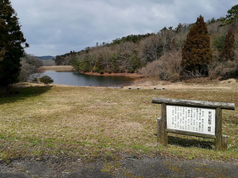 羽高湖森林公園キャンプ場