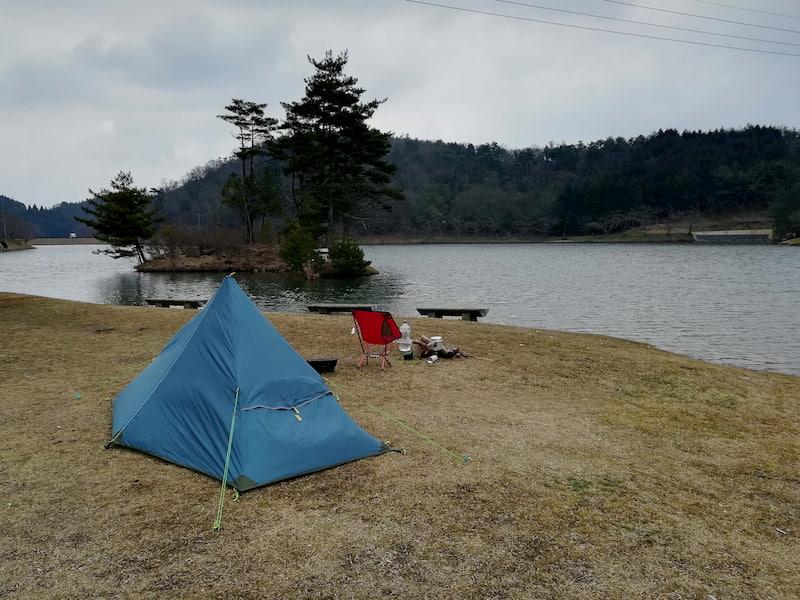 高湖森林公園キャンプ場