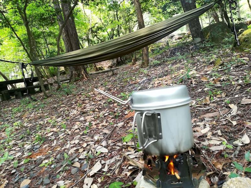 三倉岳キャンプ場