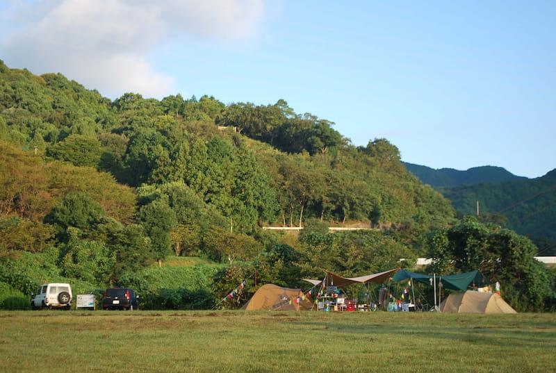 栖の宿ミニキャンプ場