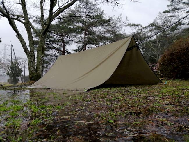 岩倉ファームパークキャンプ場