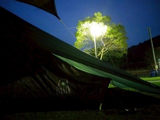 ドルフィンファームオートキャンプ場