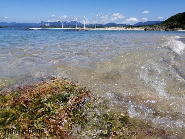 浅利海水浴場