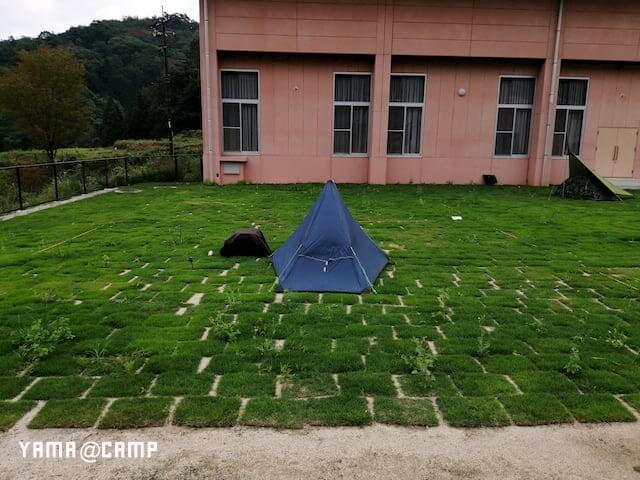 アルカディアビレッジ キャンプ