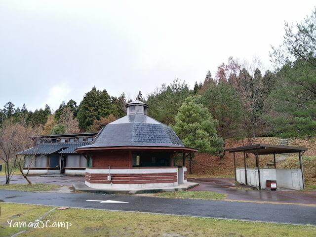 らかん高原 キャンプ場