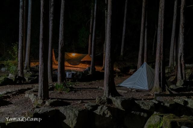 海田キャンプ場