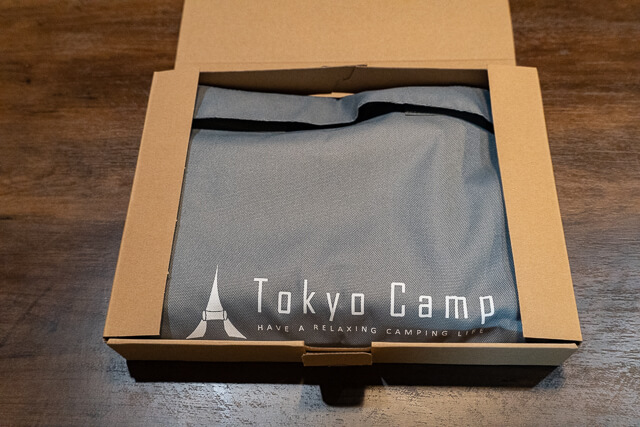 TOKYO CAMP 焚き火台